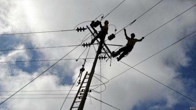 En la región, sólo Urugay supera a Costa Rica en cobertura eléctrica.