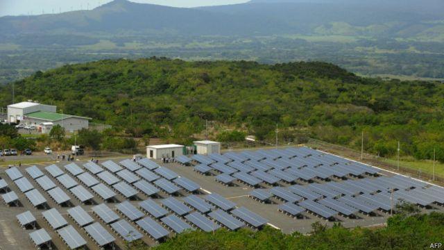 Otra de las grandes apuestas de Costa Rica es la energía solar.