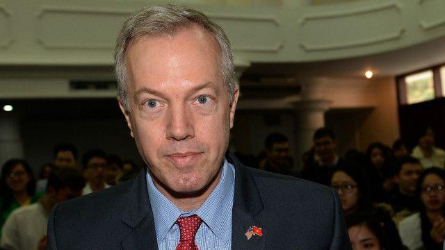 Đại sứ Mỹ đương nhiệm tại Việt Nam Ted Osius