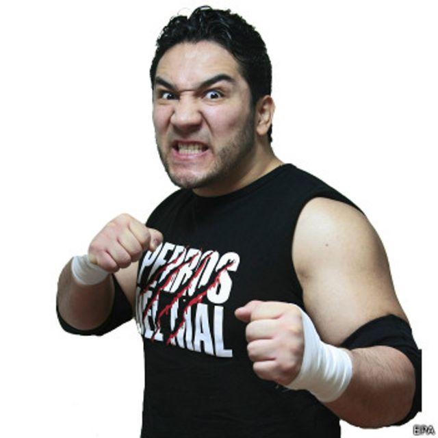 El Hijo del Perro Aguayo era uno de los luchadores más populares.