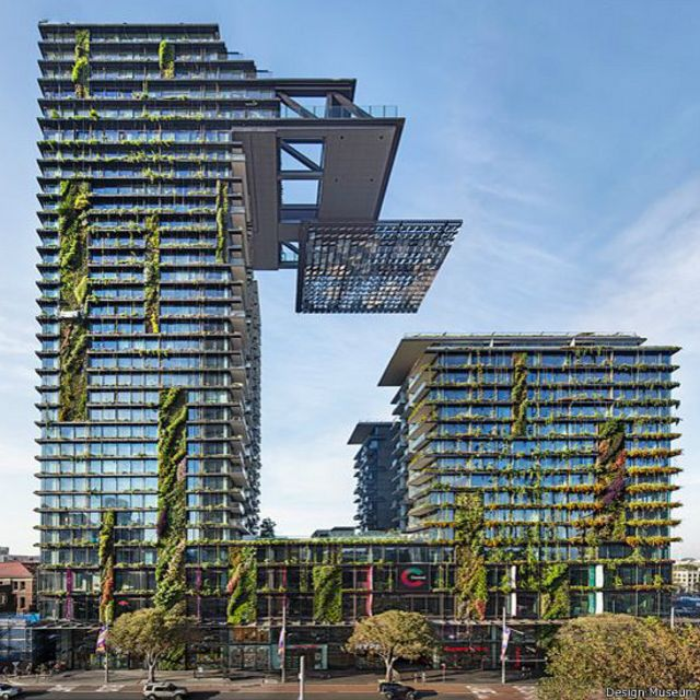 One Central Park, Sidney