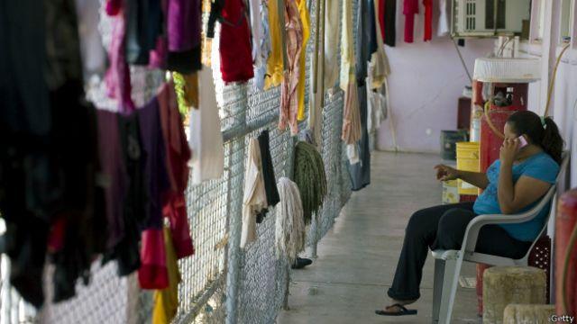 Cárcel de mujeres en Ciudad de México