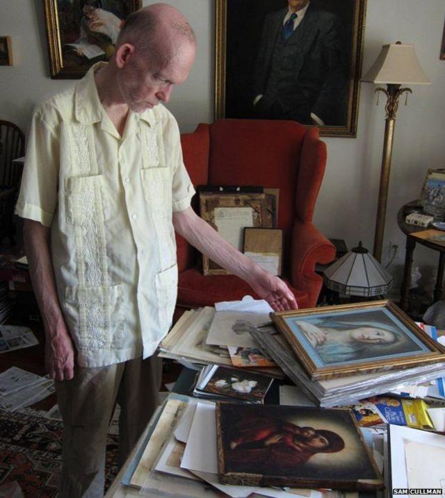 """Марк Лендіс показує деякі свої твори у документальному фільмі """"Мистецтво й ремесло"""", що розповідає його історію"""
