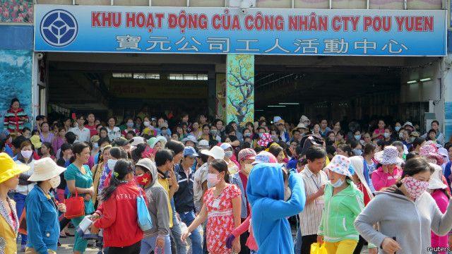 Bí thư Đinh La Thăng cho rằng công đoàn cần mạnh dạn tổ chức đình công nếu đem lại 'kết quả tốt''