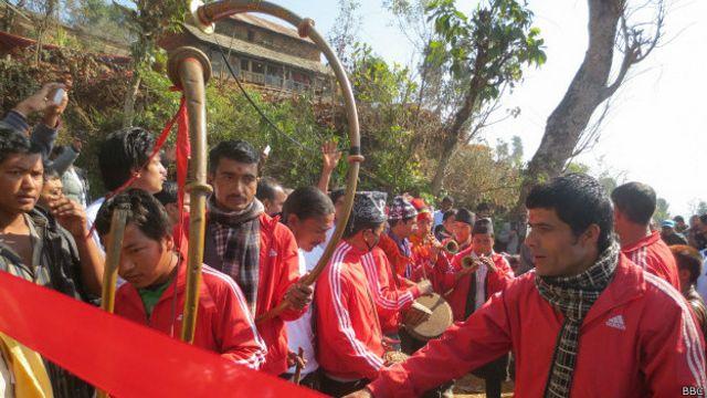 नेपाल बुल फ़ाइटिंग