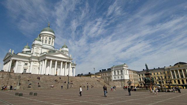 فِن لینڈ کا شمار یورپ کے سرد ترین ممالک میں ہوتا ہے