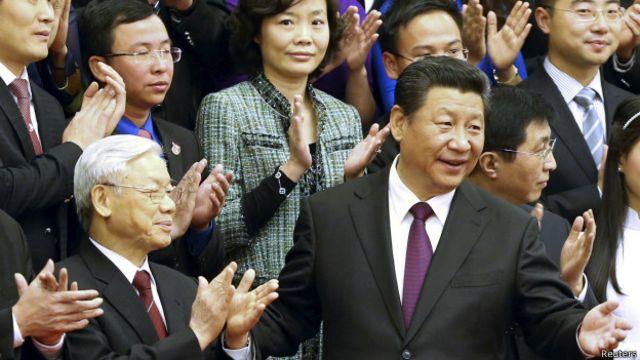 Quan hệ Việt Trung tiềm ẩn nhiều căng thẳng