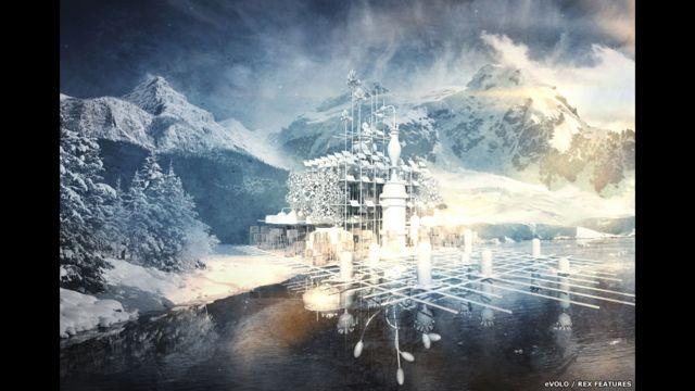 Жюри также отметило 15 других проектов, поданных на конкурс. Среди них - Tower of Refuge. Этот проект вдохновлен ветхозаветной историей о Ноевом ковчеге.