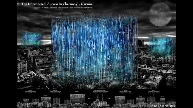 Последний проект в нашей подборке - работа из Китая, посвященная Чернобылю. В этой конструкции предусмотрена система очистки воздуха и воды, которая работает за счет солнечной энергии.