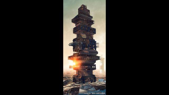 Премией, учрежденной в 2006 году, отмечают выдающиеся инженерные проекты высотных зданий. Второе место в этом году получил индийский проект Shanty-Scaper. Небоскреб в Ченнае должен вместить жилые помещения, офисы и место для отдыха.