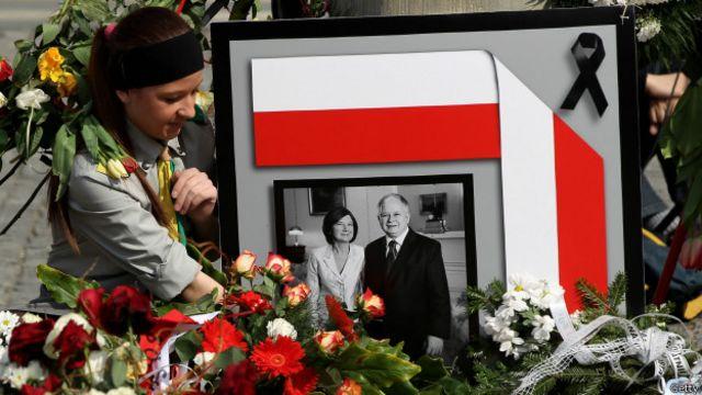 Загибель Качинського в авіакатастрофі