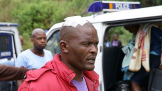 Les violences à caractère xénophobe sont nourries en Afrique du Sud par les fortes inégalités, la pauvreté et le chômage.