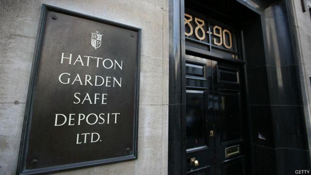 Hatton Garden Safe Deposit Ltd