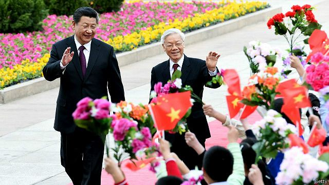 Ông Trọng đã thăm Trung Quốc cách đây không lâu