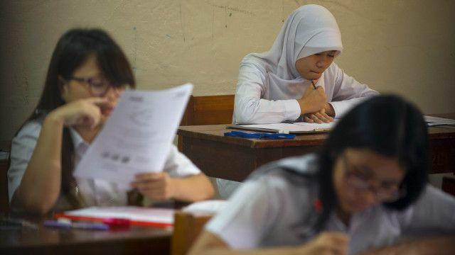 Indonesia menempati peringkat ke 69, atau ke 8 terbawah