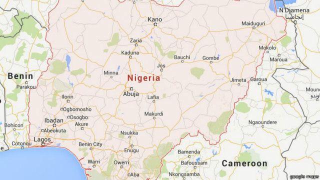 Le nord du Nigeria est dominé par les musulmans, le sud est majoritairement chrétien.