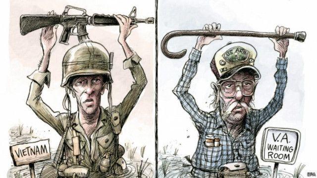 Karikatur Adam Zyglis dari The Buffalo News