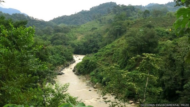 Río Gualcarque