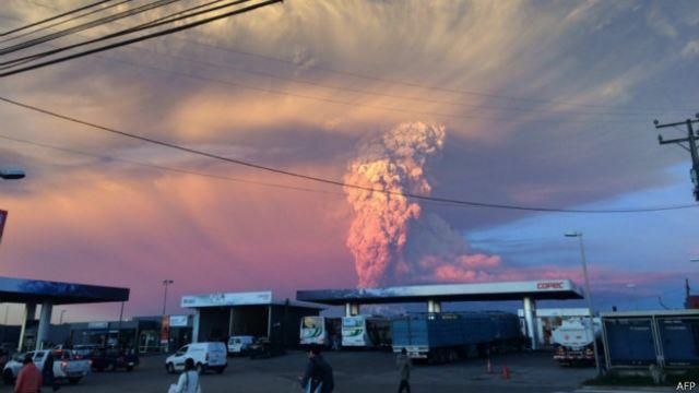 El Calbuco es considerado uno de los tres volcanes más peligrosos de los 90 que se encuentran activos en Chile.