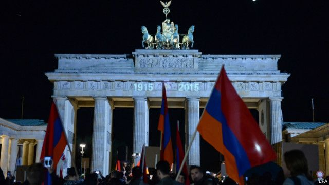 مرت مئة عام على مذبحة الأرمن