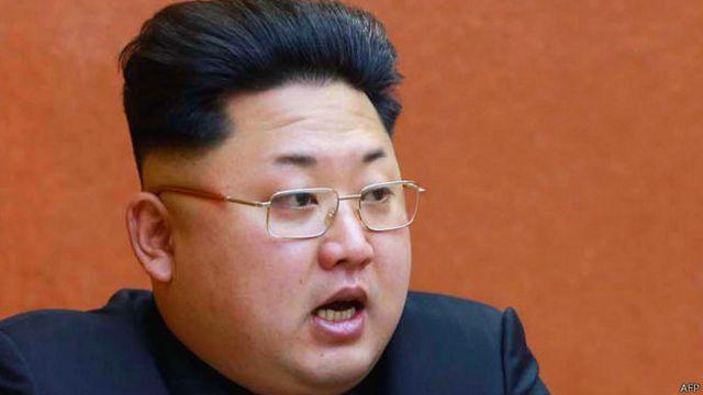 Ким Чен Ын (фото, датированное 23 февраля 2015 года)