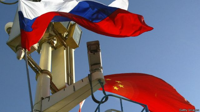 中俄兩國海軍將於今年5月中旬在地中海海域舉行代號為「海上聯合-2015(1)」的聯合軍事演習。