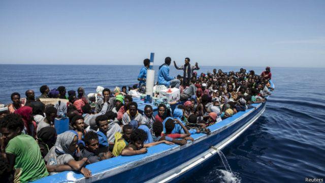 در هفتههای گذشته صدها پناهجو جان خود را در راه رسیدن به اروپا از طریق دریا دست دادهاند