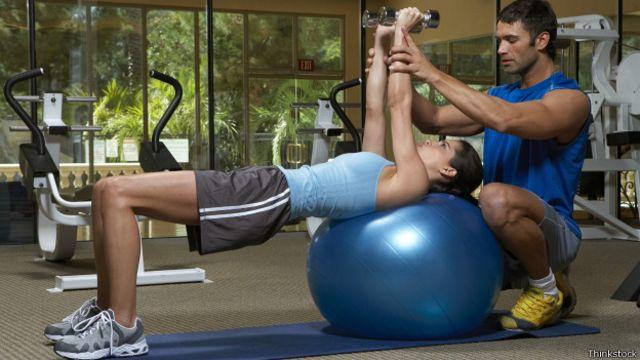 ¿5kg? ¿10kg? ¿20kg? El progreso en un gimnasio depende mucho de la forma en la que se hace el ejercicio.
