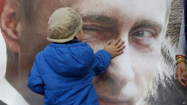 Новое поколение россиян, выросшее при Владимире Путине, еще вынесет его правлению свою оценку