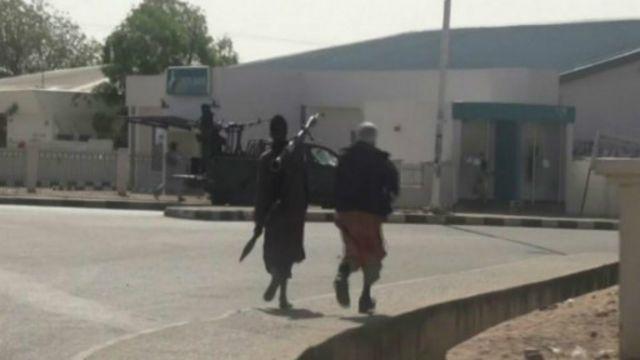 'Yan Boko Haram sun hana mutane sakat a arewa maso gabashin Nigeria