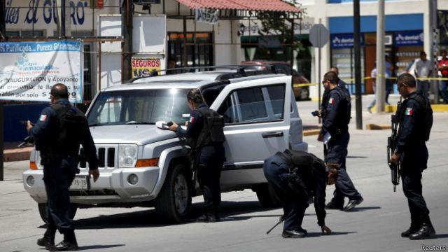 Atentado contra director de policía de Ciudad Juárez