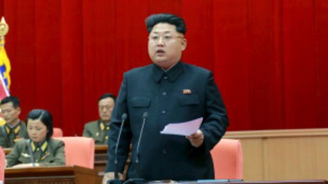 Shugaba Kim Jong-un na Koriya ta Arewa