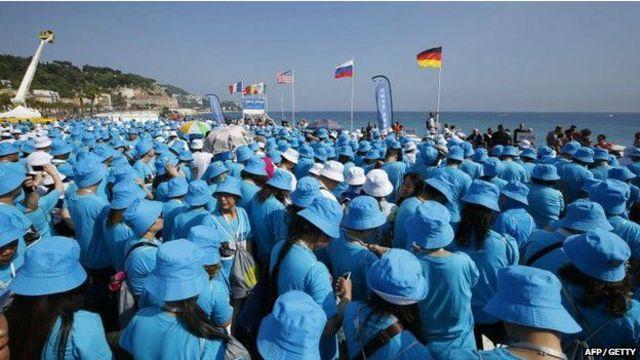چینی ملازمین ان تعطیلات کے دوران لوور میوزیم کا خصوصی دورہ کریں گے
