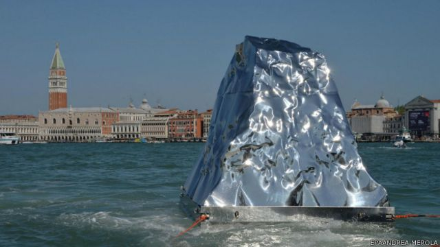 Iceberg a Venezia