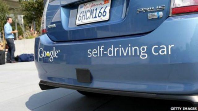 Carros sin conductor