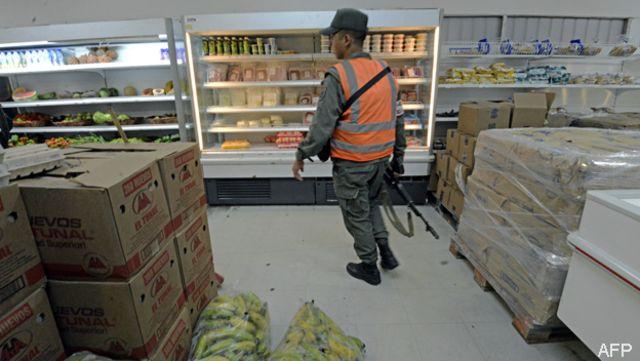 Guardia Nacional en Venezuela