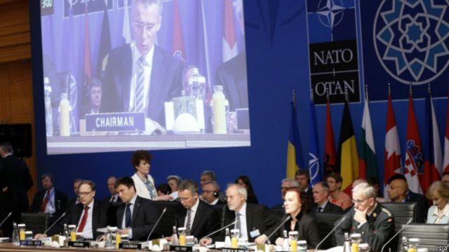 """Комісія """"Україна-НАТО"""""""