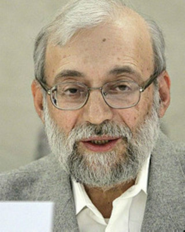 جواد لاریجانی: گزارشهای حقوق بشری علیه ایران در مورد اینکه حقوق اقلیتها تامین نمیشود یک دروغ آشکار است