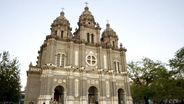 北京的基督教堂