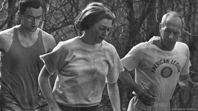 Katherine Switzer, Arnie Briggs