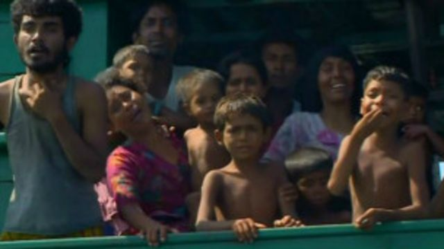 Rohinghas in Aceh