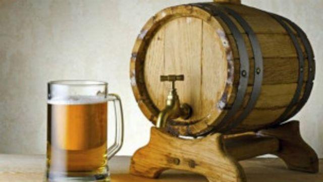 Barril de cerveza. Foto: Thinkstock