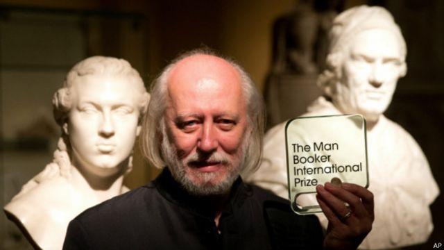 Венгерский писатель Ласло Краснохоркаи
