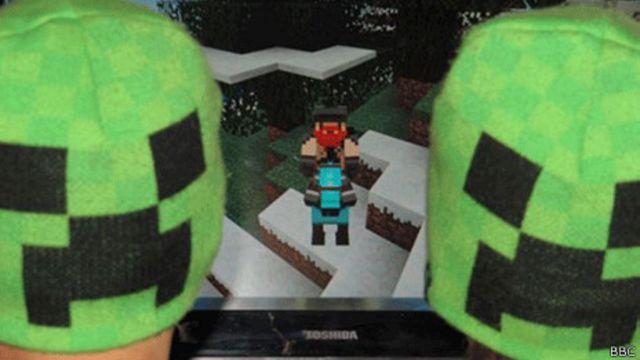 Взволнован ли Марк тем, сколько времени его мальчики проводят за Minecraft?