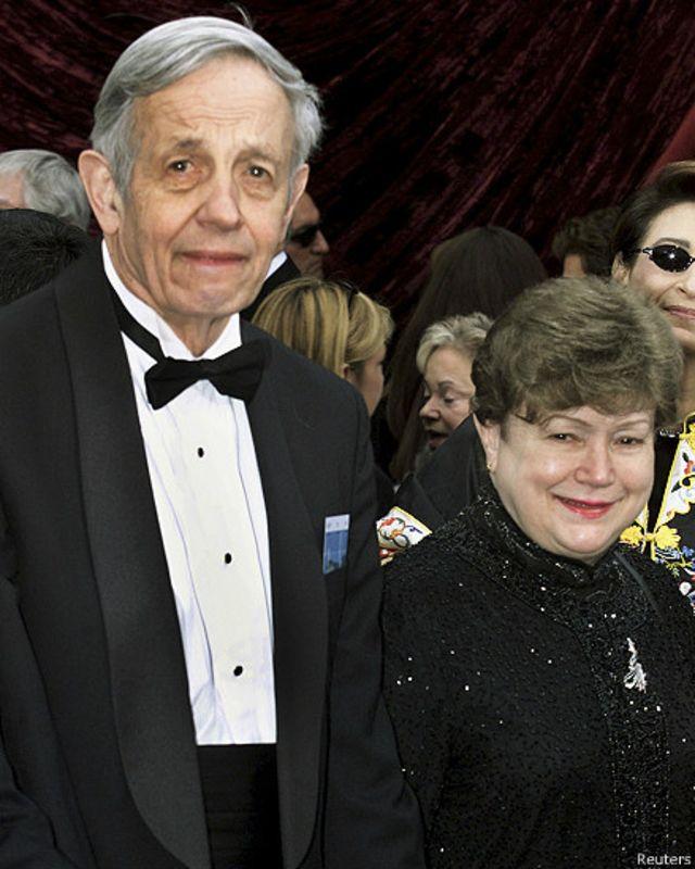 Alice y John Nash