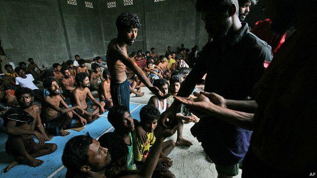 Migran dan pengungsi