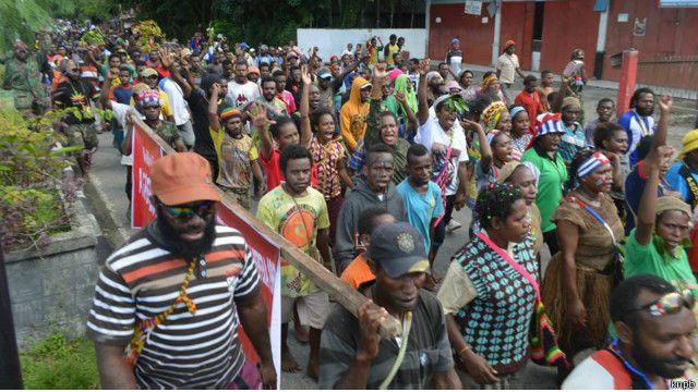 Papua, KNPB