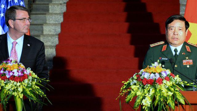 Thỏa thuận tầm nhìn Việt - Mỹ được cho là một bước đi 'mạnh mẽ' hơn trong quyết tâm hợp tác an ninh giữa Hoa Kỳ và Việt Nam.