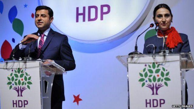 ركز حزب الشعب الديمقراطي، بقيادة صلاح الدين دميرتاز وفيغان يوكسيكداغ، على حقوق المرأة والحريات المدنية.