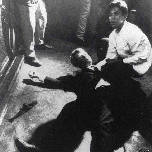 Boris Yaro Robert Kennedy